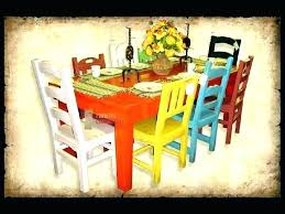 mexican dining table mexican corona dining table