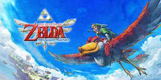 The Legend of Zelda: Skyward Sword gets ...