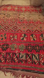 vintage rare berber rugs