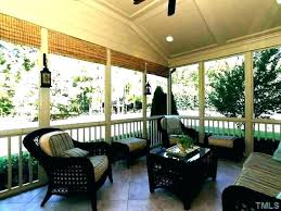 screen porch furniture. Enclosed Front Porch Furniture Garden Chair Design Ideas Screened  Arrangements Store . Small Screen