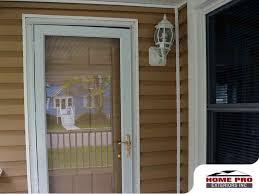 top advantages of installing a storm door