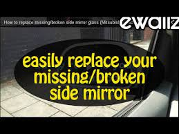 how to replace missing broken side
