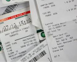 Banned Chemical Coats 40 Of Store Receipts The Star