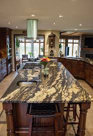 Granite Kitchen Tops Johannesburg Fusion Quartzite Island Countertop Our Kitchens Pinterest
