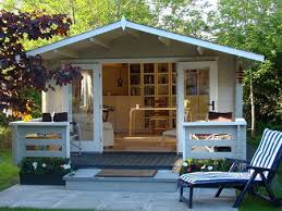 home office in garden. Garden Shed Wendy House Extra Home Office Ideas In