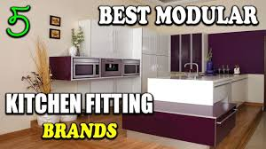 5 best modular kitchen fitting brands in india 2018
