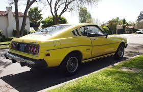 Daily Turismo: 5k: Yellow Bird: 1977 Toyota Celica GT Liftback