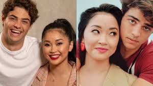 • we'd be lying if we didn't say that we have a small schoolgirl crush on noah centineo. Noah Centineo And Lana Condor Are Dating In Real Life Youtube