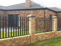 Small Picture wall palisade fencing villajpg