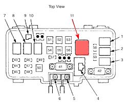 similiar 2003 honda odyssey fuse diagram keywords odyssey engine diagram moreover 1999 honda civic fuse box odyssey