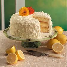 Triple Layer Lemon Cake Recipe Taste Of Home