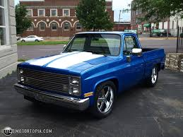1987 Chevrolet Pickup - Information and photos - MOMENTcar