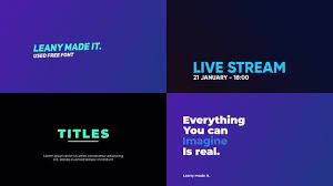 Typography Motion Graphics Templates Motion Array