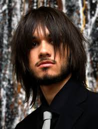 Asian Male Hair Style long layered and razor cut mens hairstyle 5212 by stevesalt.us