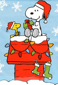 snoopy on doghouse christmas - Google Search | Christmas ...