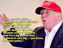 Black Lives Matter Quotes Cool One Quote Reveals The Dangerous Lie Behind Donald Trump's Black