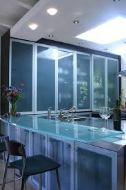 saten cabinet glass saten glass countertop with standoff bases at kitchen glass countertops