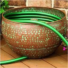 metal hose pot