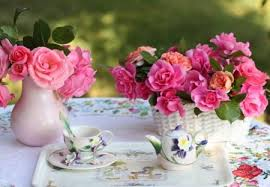good morning my love flowers nature