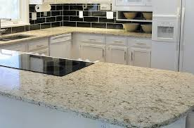 all types of countertops