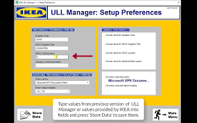 Nicelabel Designer 2017 Video 03 Ikea Ull Manager 2017 Apply Initial Setup To New Ull Managerv2