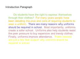 organizing your persuasive essay introduction your first  3 introduction