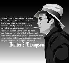 best hunter s thompson images hunter thompson  hunter s