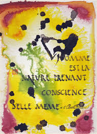 Maho Artiste Peintre Et Mail Artiste La Conscience Citation D