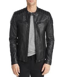 Superdry Jacket Size Chart Superdry New Hero Leather Racer Jacket Bloomingdales