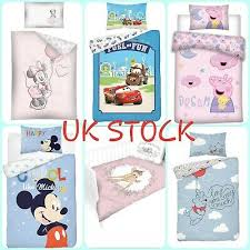 disney 2 pieces set nursery bedding set