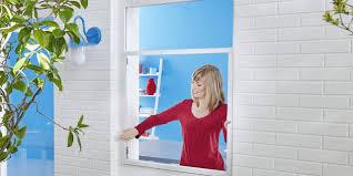 Stufenlos Verstellbares Fliegengitter Für Fenster Tesa