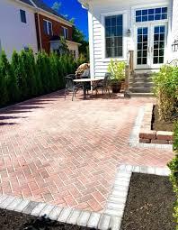 paver patio installation columbus ohio landscape patio paver patios columbus ohio