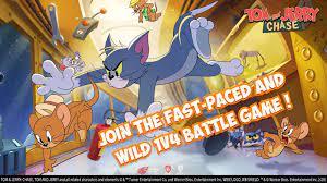 Online EN] Tom and Jerry: Chase - Game Sinh Tồn Siêu Dị Tom and Jerry Với  Lối Chơi Cực Vui Và Không Kém Phần Hại Não