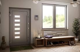 Haustür Grau Kaufen Große Vielfalt An Grautönen Fensterblickde