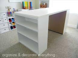 office desk large. Diy Large Office Desk S Interior Computer Shelf Double Drawer Channing