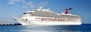 cruise ship carnival glory docked at port