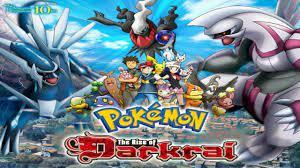 Pokemon Movie 10: Dialga VS Palkia VS Darkrai - Pokémon Movie 10: The Rise  of Darkrai vietsub + thuyết minh full HD, Xem Phym HD