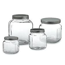 anchor hocking glass canisters glass canisters fancy acacia and glass jars anchor hocking glass canisters with