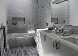 standard height for a shower niche
