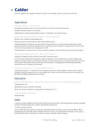 Apple Store Resume