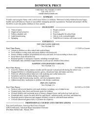 Free Resume Templates First Time Job Beginner Nurse Throughout