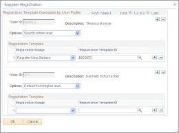 Setting Up The Online Registration System