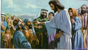 Jesús y los enfermos