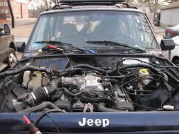 Jeep Cherokee with a 1UZ-FE – Engine Swap Depot