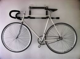diy bike wall mount from your iron gym