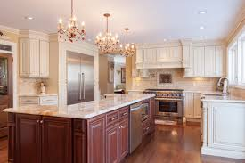 Ex Diskitchen Cabinets Jk Cabinetry Traditional Cabinets Made From Maple Wood In A Creme