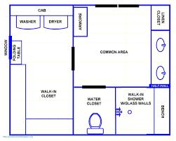floor plans for bathrooms with walk in shower impressionnant modern master bathroom floor plans no tub design ideas