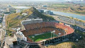 Frank Kush Field Seating Chart The Pac 8 Almost Blew Itself Up Trying To Add Arizona And Asu
