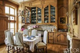 English Country Kitchen Design New French Country Style Interiors Rooms With French Country Decor