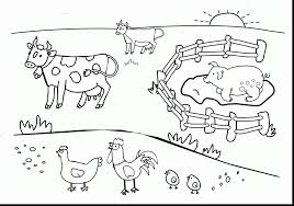 Small Picture superb farm animals coloring pages printable with farm coloring